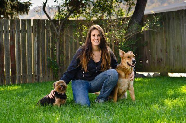 Katherine porter and lou dog training stoney creek